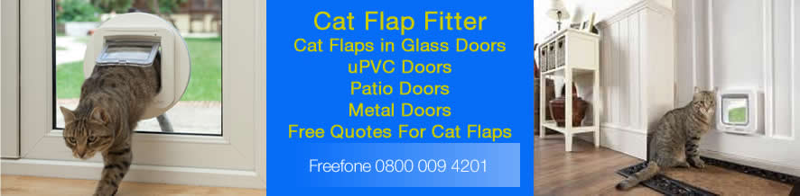 Cat Flap Fitter Christchurch