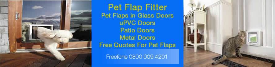 Pet Flaps West Yorkshire